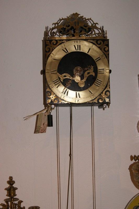 comtoise 1780 met wekker